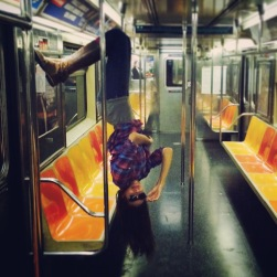 NYC hanging